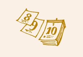地域カレンダー