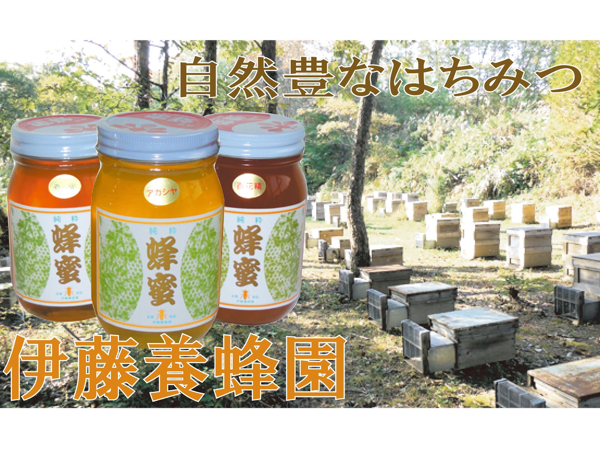 明智 伊藤養蜂園